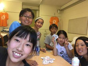 小学生のカナダ留学
